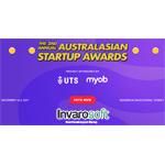 Invarosoft Finalist at The Australasian Startup Awards 2017