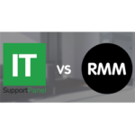 Why ITSupportPanel™ is better than an RMM Agent for Support